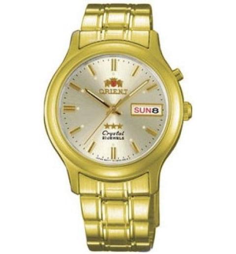 Недорогие мужские механические часы ORIENT EM6H00JC (FEM6H00JC9)