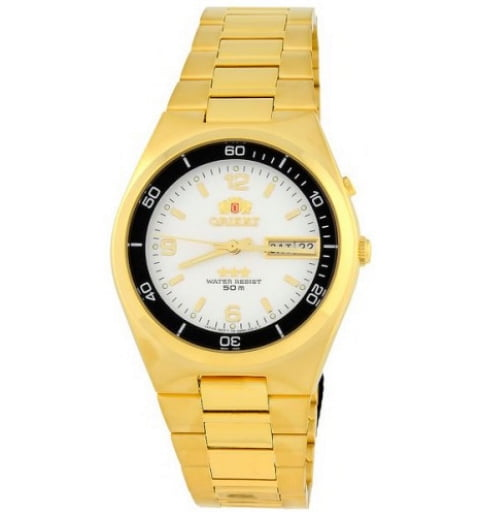 Недорогие мужские механические часы ORIENT EM6H00JW (FEM6H00JW9)