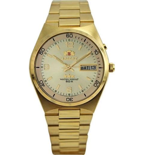 Недорогие мужские механические часы ORIENT EM6H00KC (FEM6H00KC9)