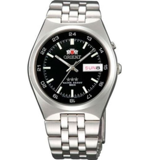 Недорогие мужские механические часы ORIENT EM6H00LB (FEM6H00LB9)