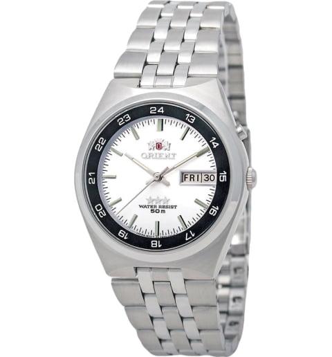 Недорогие мужские механические часы ORIENT EM6H00LW (FEM6H00LW9)
