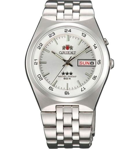 Недорогие мужские механические часы ORIENT EM6H00PW (FEM6H00PW9)
