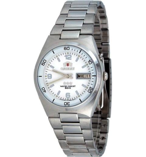 Недорогие мужские механические часы ORIENT EM6H00TW (FEM6H00TW9)