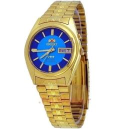 Недорогие мужские механические часы Orient FEM6Q00AL