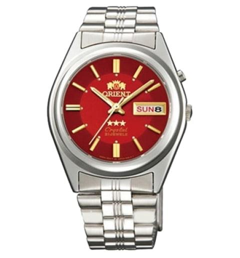 Недорогие мужские механические часы ORIENT EM6Q00DH (FEM6Q00DH9)