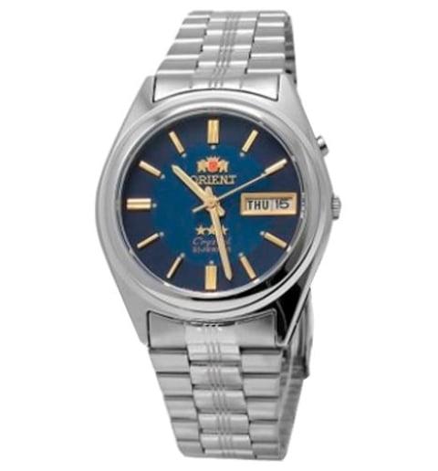 Недорогие мужские механические часы ORIENT EM6Q00DJ (FEM6Q00DJ9)