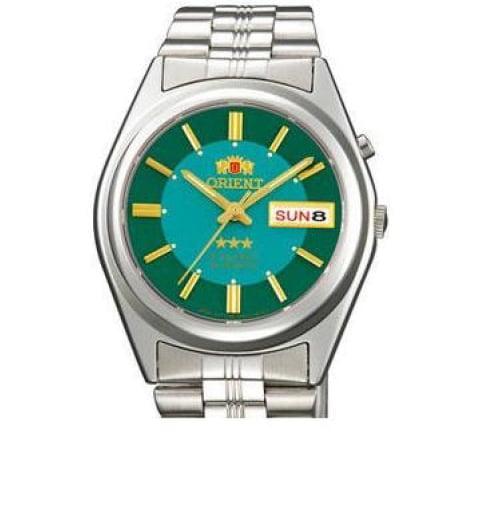Недорогие мужские механические часы ORIENT EM6Q00DN (FEM6Q00DN9)