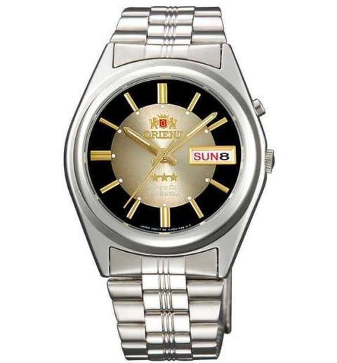 Недорогие мужские механические часы ORIENT EM6Q00DP (FEM6Q00DP9)