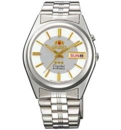 Недорогие мужские механические часы ORIENT EM6Q00DW (FEM6Q00DW9)