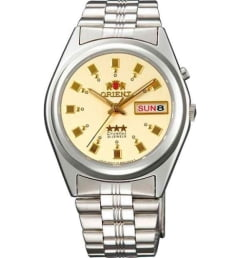 Недорогие мужские механические часы ORIENT EM6Q00EC (FEM6Q00EC9)