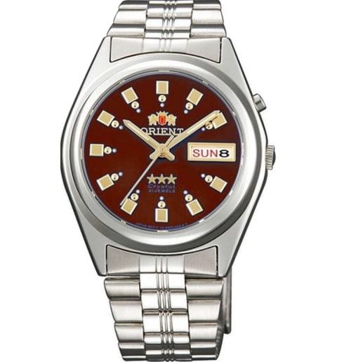 Недорогие мужские механические часы ORIENT EM6Q00EH (FEM6Q00EH9)