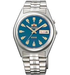 Недорогие мужские механические часы ORIENT EM6Q00EL (FEM6Q00EL9)