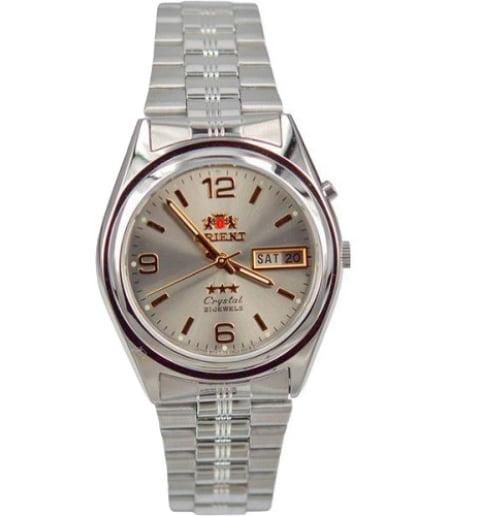Недорогие мужские механические часы ORIENT EM6Q00FK (FEM6Q00FK9)