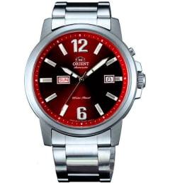 Недорогие мужские механические часы ORIENT EM7J009H (FEM7J009H9)
