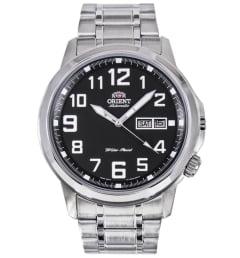 Недорогие мужские механические часы ORIENT EM7K007B (FEM7K007B9)