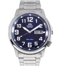 Недорогие мужские механические часы ORIENT EM7K008D (FEM7K008D9)