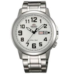 Недорогие мужские механические часы ORIENT EM7K009W (FEM7K009W9)
