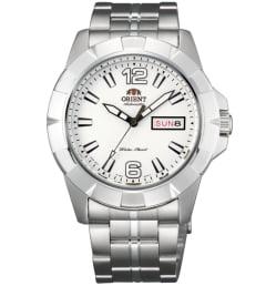 Недорогие мужские механические часы ORIENT EM7L005W (FEM7L005W9)