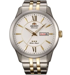 Недорогие мужские механические часы ORIENT EM7P002W (FEM7P002W0)