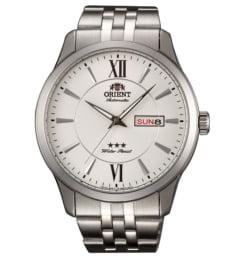 Недорогие мужские механические часы ORIENT EM7P003W (FEM7P003W0)