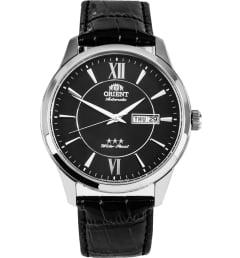 Недорогие мужские механические часы ORIENT EM7P006B (FEM7P006B0)