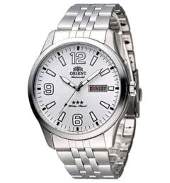 Недорогие мужские механические часы ORIENT EM7P009W (FEM7P009W0)