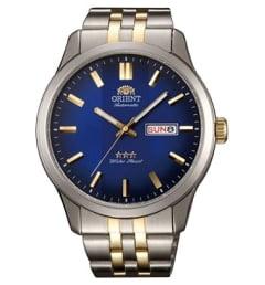 Недорогие мужские механические часы ORIENT EM7P00DD (FEM7P00DD0)