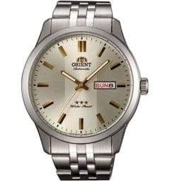 Недорогие мужские механические часы ORIENT EM7P00EC (FEM7P00EC0)