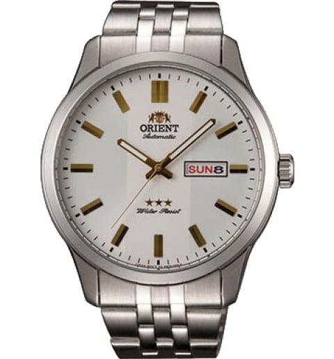 Недорогие мужские механические часы ORIENT EM7P00EW (FEM7P00EW0)