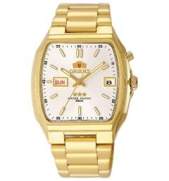 Недорогие мужские механические часы ORIENT EMAS001W (FEMAS001W9)