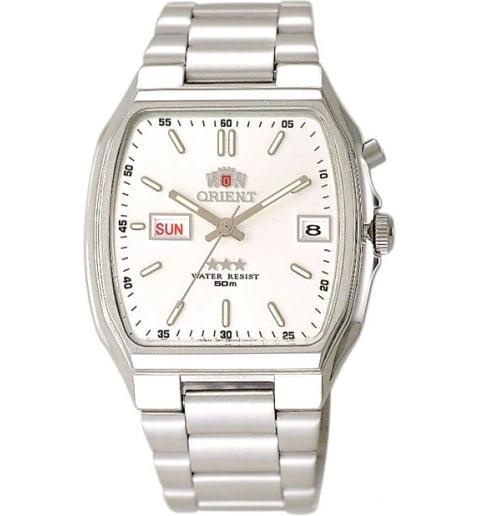 Недорогие мужские механические часы ORIENT EMAS002W (FEMAS002W9)