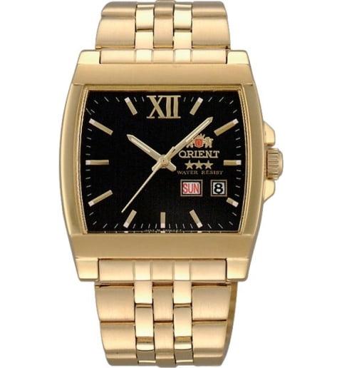 Недорогие мужские механические часы ORIENT EMBA001B (FEMBA001B9)