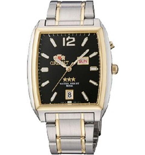 Недорогие мужские механические часы ORIENT EMBD002B (FEMBD002B9)