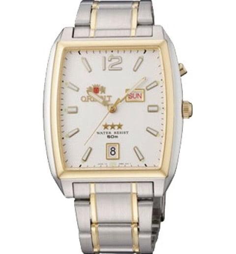 Недорогие мужские механические часы ORIENT EMBD002W (FEMBD002W9)