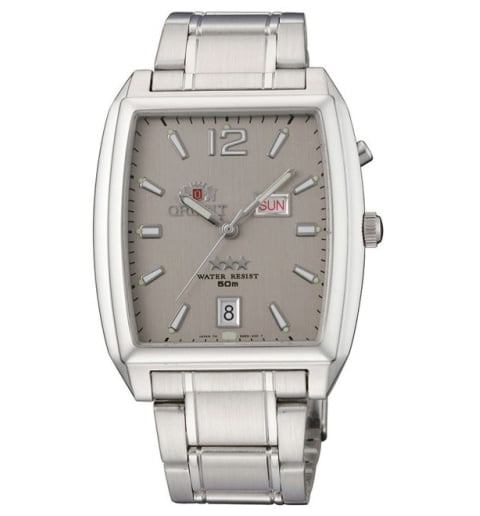 Недорогие мужские механические часы ORIENT EMBD003K (FEMBD003K9)