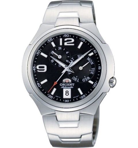 Недорогие мужские механические часы ORIENT ET06001B (FET06001B0)
