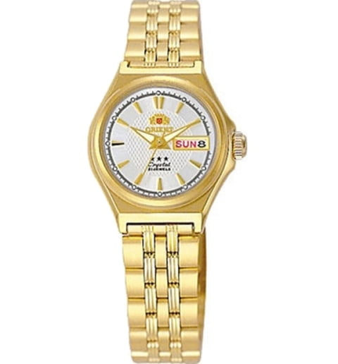 Женские часы Orient FNQ1S001W с браслетом