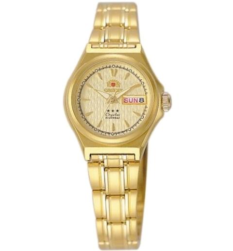 Женские часы Orient FNQ1S002C с браслетом