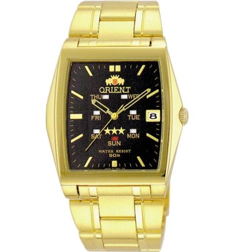 Недорогие мужские механические часы ORIENT PMAA001B (FPMAA001B0)
