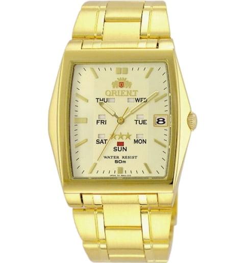 Недорогие мужские механические часы ORIENT PMAA001C (FPMAA001C0)