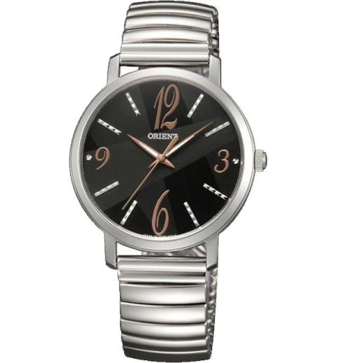 Женские часы ORIENT QC0E003B (FQC0E003B0) с браслетом