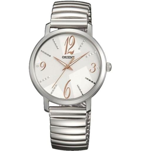 Женские часы ORIENT QC0E003W (FQC0E003W0) с браслетом
