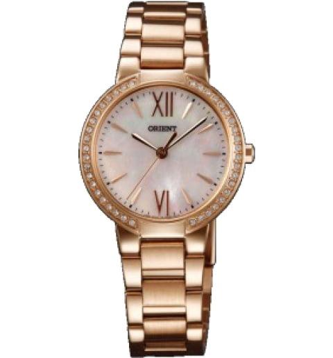 Женские часы ORIENT QC0M001W (FQC0M001W0) с браслетом