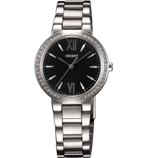 Женские часы ORIENT QC0M004B (FQC0M004B0) с браслетом