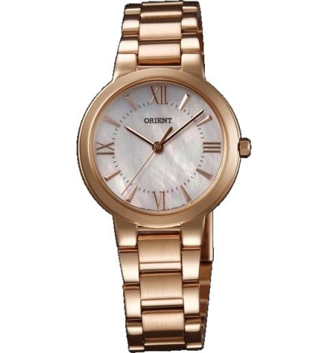 Женские часы ORIENT QC0N001W (FQC0N001W0) с браслетом