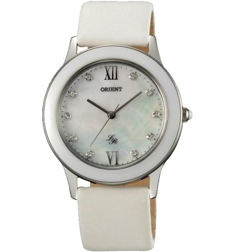 Женские часы ORIENT QC0Q006W (FQC0Q006W0) с камнями