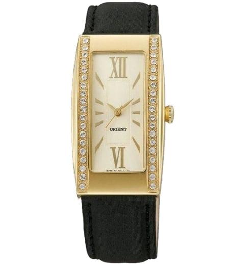 Женские часы ORIENT QCAT001C (FQCAT001C0) с камнями
