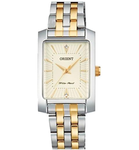 Женские часы Orient FQCBK002C с браслетом