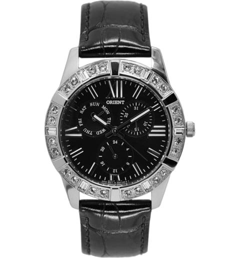 Женские часы ORIENT SX07008B (FSX07008B0) с камнями