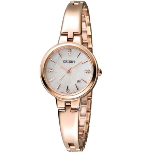 Женские часы ORIENT SZ40001W (FSZ40001W0) с камнями
